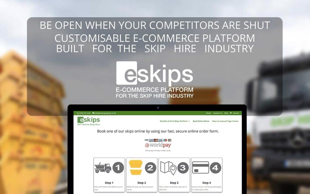 New Updated E-Skips E-Commerce Platform