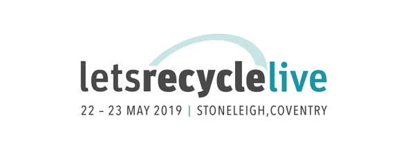 Come See Us At Let's Recycle Live Industry Event